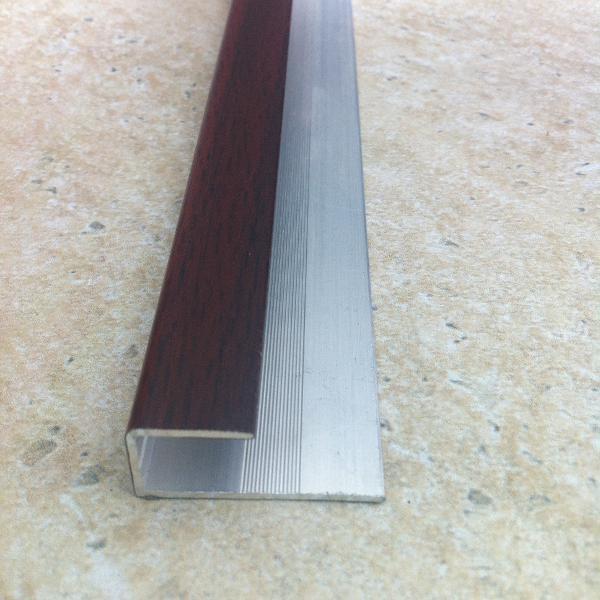 MPF10-Bagheta margine parchet din aluminiufolio10mm