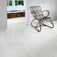 Parchet triplustratificat Karelia Light Stejar Shoreline White 3 lamele