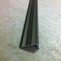 LSA255-Protecție treaptă LINECO din aluminiu eloxat,25x10mm