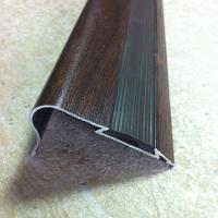 PTS53-Protecție treaptă din aluminiu sublicromat cu insertie 53x29m