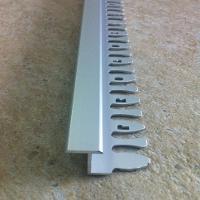 TFA117-Profil T flexibil din aluminiu eloxat 13x11mm