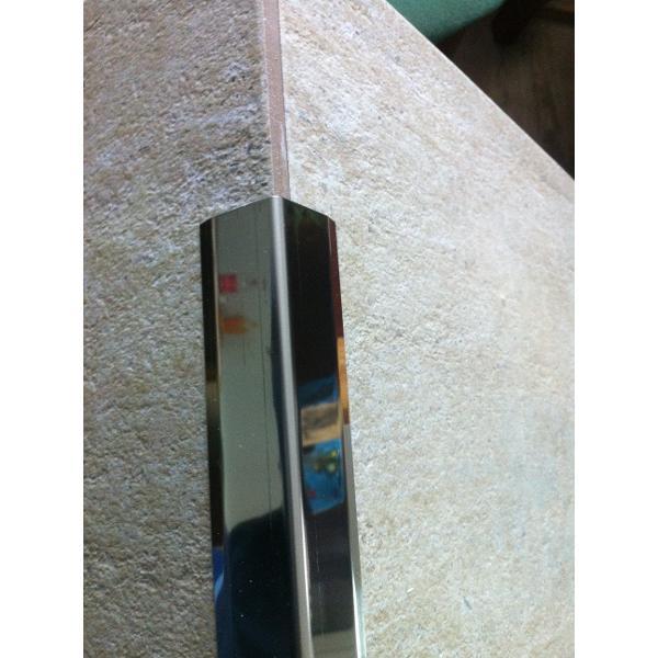 LCI207-Cornier coltar din inox 20x20mm