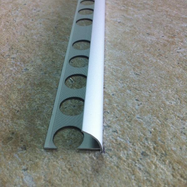 LRT105-Bagheta Lineco 10 mm adancime din aluminiu eloxat