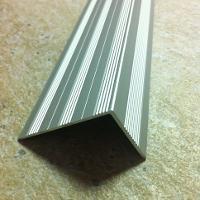 ASR417-Protecție treaptă cu rizuri din eloxALUM20,41x25mm