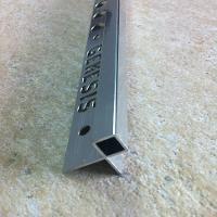 EAM080-Bagheta dreapta pentru mozaic din alumini ueloxat