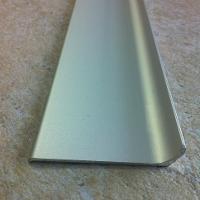 PlintaX-LINE din aluminiu eloxat 80x10mm-KAP800.81